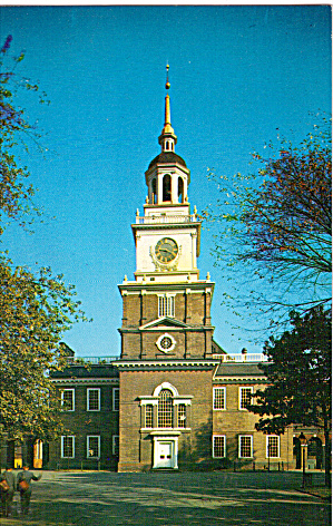 Independence Hall, Philadelphia,Pennsylvania (Image1)