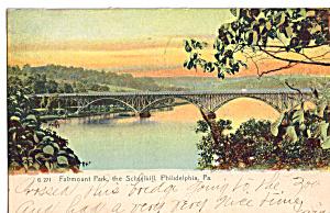 Fairmount Park The Schuykill Philadelphia PA p27164 (Image1)