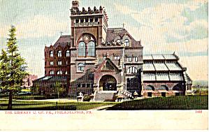 The Library U of Pensylvania Philadelphia p27166 (Image1)