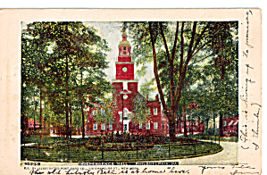 Independence Hall Philadelphia Pennsylvania p27176 (Image1)