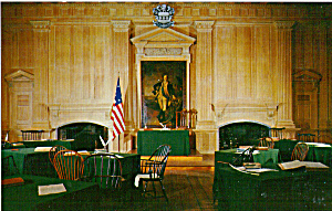 Assembly Room Independence Hall Philadelphia Pa P27187
