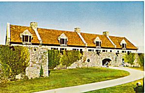 Main Entrance Fort Ticonderoga New York p27232 (Image1)