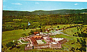 Aerial View Fort Ticonderoga New York p27233 (Image1)