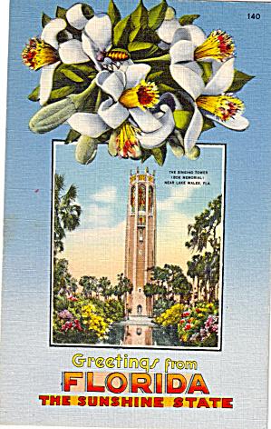 The Singing Tower Bok Memorial Lake Wales FL p27238 (Image1)