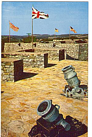 West Demi Lune Fort Ticonderoga New York p27240 (Image1)