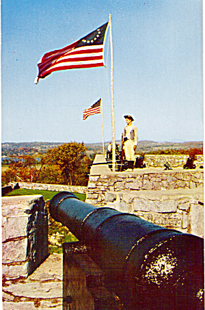 Northwest Bastion Fort Ticonderoga New York p27242 (Image1)