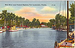 New River Ft Lauderdale Florida P27250