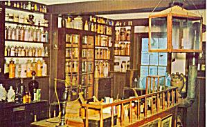 Bringhurst Apothecary Shop Mystic Seaport CT p27251 (Image1)
