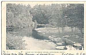 Ten Mile River , Attleboro, Massachusetts (Image1)