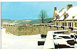 South Barracks Fort Ticonderoga New York p27292 (Image1)