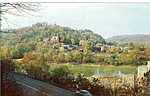 View Of Harper S Ferry Wv P27312
