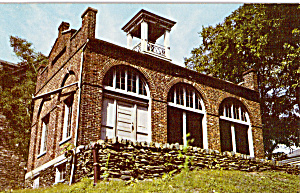 Old Firehouse At Harper S Ferry Wv P27313