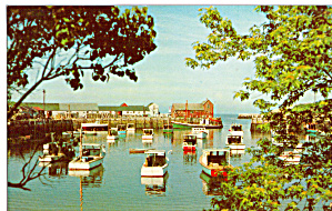 Rockport Massachusetts Showing Motif Number1 P27324