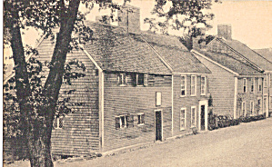 Richard Sparrow House, Plymouth,Massachusetts (Image1)