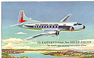 Eastern Airlines New Silver Falcon P27353