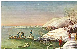 Landing of the Pilgrims Plymouth Massachusetts p27360 (Image1)