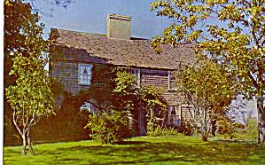 John Alden House, Duxbury,Massachusetts (Image1)