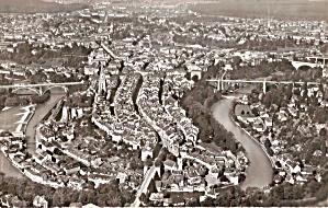 Fliegeraufnahme Switzerland  Bern p27399 (Image1)