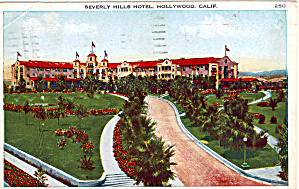 Beverly Hills Hotel Hollywood California P27417