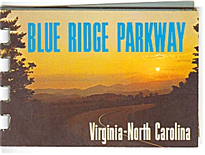 Blue Ridge Parkway Souvenir Folder p2749 (Image1)