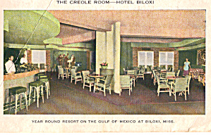 The Creole Room Hotel Biloxi Mississippi p27501 (Image1)