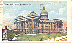 Indiana State Capitol, Inianapolis, Indiana (Image1)