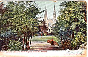 Roman Catholic Cathedral Ottawa Canada p27525 (Image1)