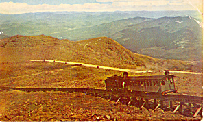 Cog Railway Mt Washington New Hampshire p27526 (Image1)