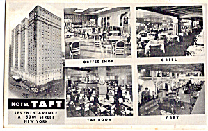 Hotel Taft on Times Square New York City p27533 (Image1)