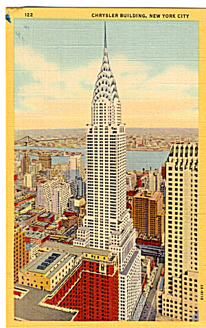 Chrysler Building New York City p27537 (Image1)