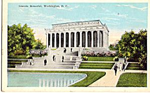 Lincoln Memorial Washington DC p27541 (Image1)