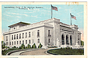 International Union of the American Republics Building (Image1)