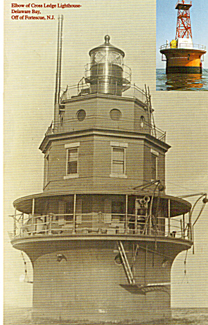 Elbow of Cross Ledge Lighthouse (Image1)