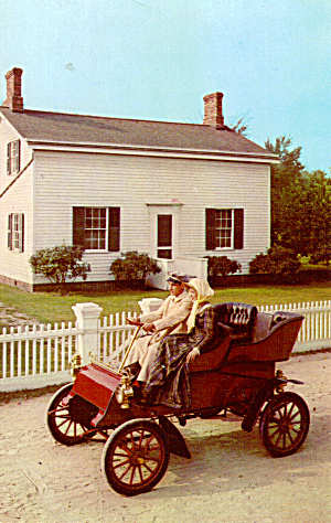 1903 Ford in front of Greenfield Village (Image1)