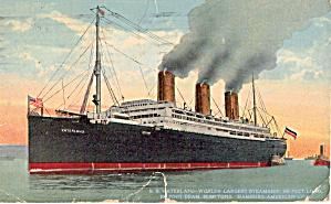 SS Vaterland Hamburg American Line p27566 (Image1)