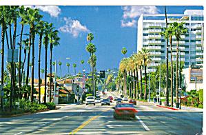 Street Scene Hollywood California p27575 (Image1)