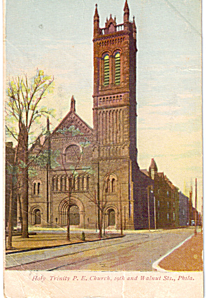 Holy Trinity P E Church Philadelphia PA p27579 (Image1)
