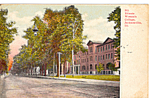 Illinois Women s College Jacksonville  Illinois p27583 (Image1)