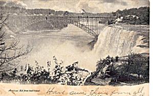 American Falls From Goat island Niagara Falls p27595 (Image1)