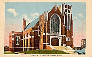 First M E Church  Girard  Ohio p27596 (Image1)