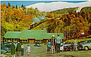 Mt Washington Cog Railway Base Station p27667 (Image1)