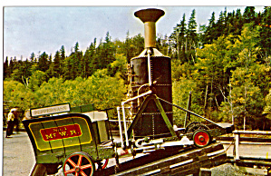 Mt Washington Cog Railway Old Peppersass p27669 (Image1)