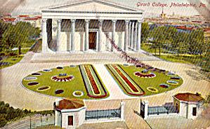 Girard College Philadelphia  Pennsylvania p27678 (Image1)