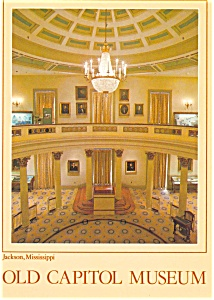 Old Capitol Museum MS Postcard p2767 (Image1)