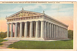 The Parthenon-Nashville, Tennessee (Image1)