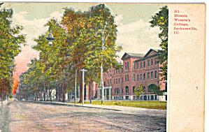 Illinois Woman s College Jacksonville Illinois p27713 (Image1)