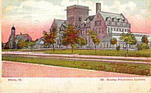Bradley Polytechnic Institute Peoria Illinois p27715 (Image1)