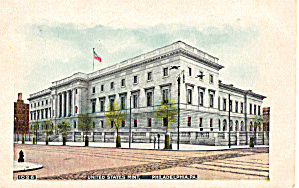 United States Mint, Philadelphia (Image1)
