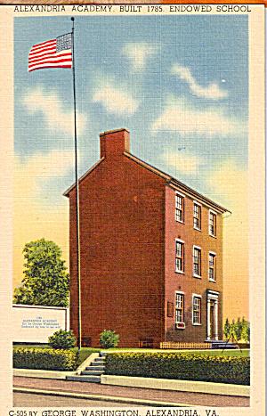 Alexandria Academy  Alexandria Virginia p27722 (Image1)