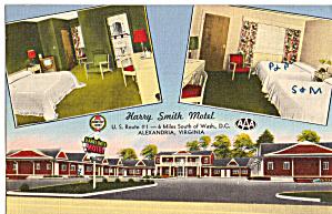 Harry Smith Motel Alexandria Virginia p27778 (Image1)